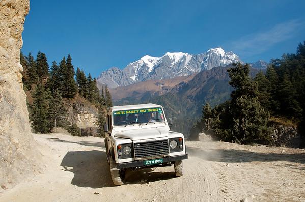 4X4 IN NEPAL