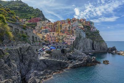 Umbria and Cinque Terre 2016