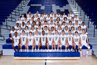2013 New Varsity Team