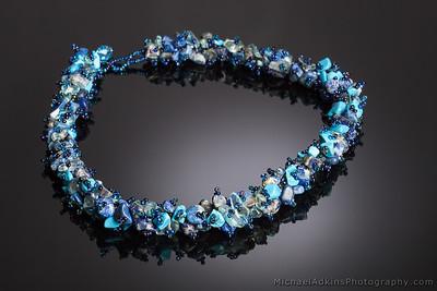 Jewelry-Black Plexi