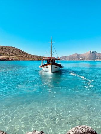 Ancient Greece with Santorini and Crete