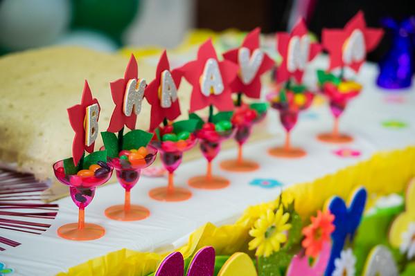 Bhaavna 1st Birthday