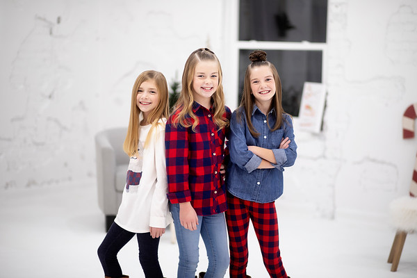Marley, Maddison, and MIlley - 2018