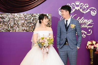 婚攝⎪Vincent+Ruby⎪宴客@高雄夢時代雅悅