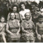 OLD DAYS(FAMILY IN RUSSIA)