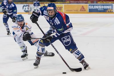 Playoff 1/2 (5) EV Zug - GCK Lions