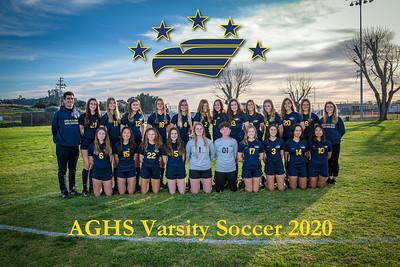 Girls Varsity Soccer Picture Day