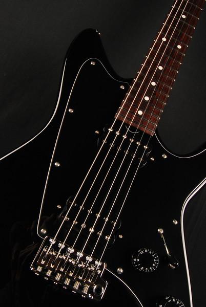 ElectraJet Custom, Black, HH Pickups