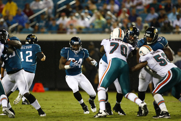 Jaguars v. Dolphins (Preseason)