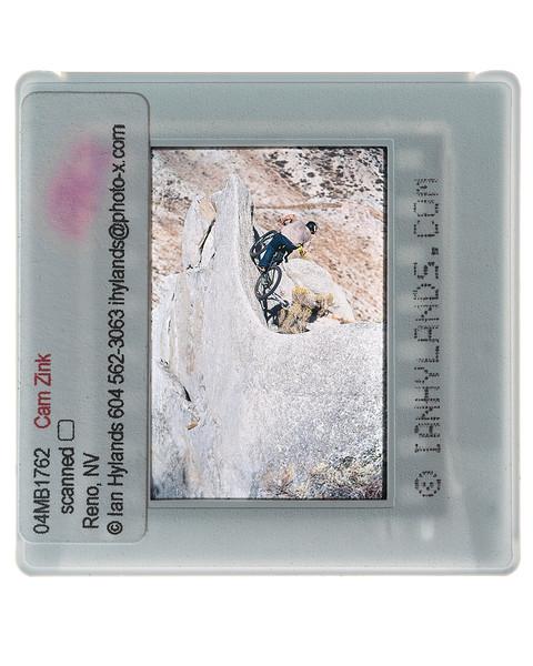 Cam Zink - 2004 Natural Wall Ride