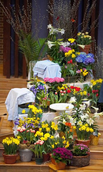 Mountain View UMC 04-08-2007 Easter Sunday