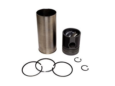 MASSEY FERGUSON 2680 2685 2720 2725 3650 SERIES ENGINE PISTON AND LINER KIT WITH 3 RING 98.48 BORE AT6.354.4 PERKINS
