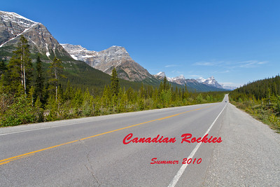 Canadian Rockies Summer - 2010