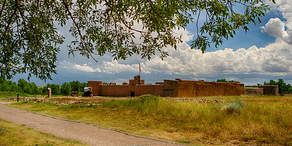 Bents Old Fort, Colorado