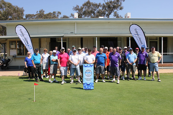 2013 Victorian Charity Golf Day