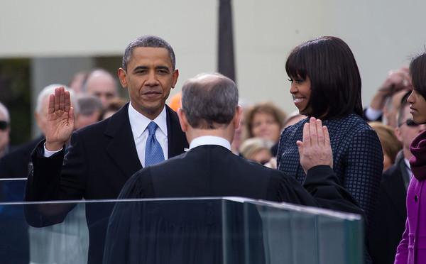 Inauguration Day (2013)