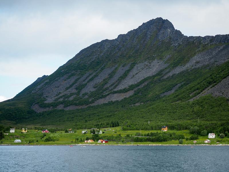 Gryllefjord to Andenes ferry