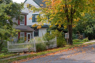 2020 09 20: Neighborhood Walk