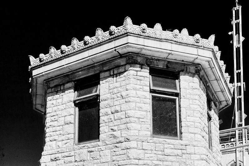 From the Tayco Street Bridge built 1928, Menasha, Wisconsin