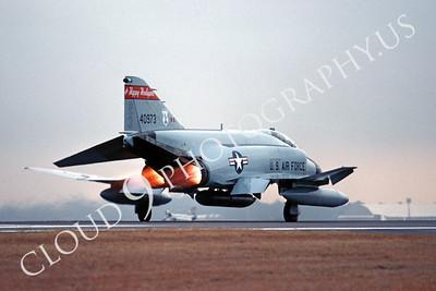 AFTERBURNER: Air National Guard McDonnell Douglas F-4 Phantom II Jet Fighter Afterburner Pictures