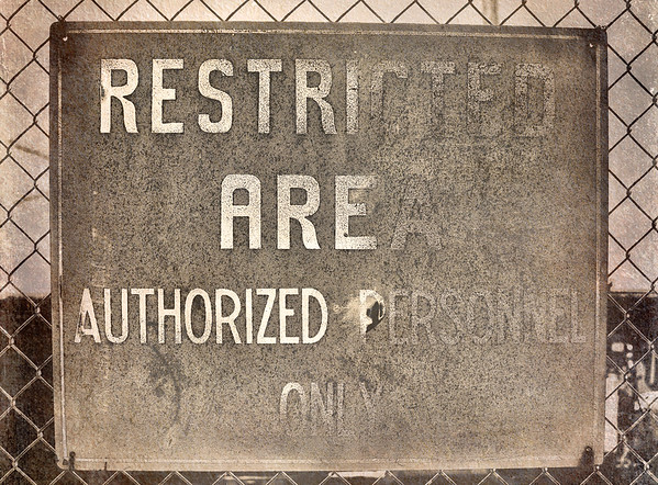 Disconnected and Disappearing (Former El Toro Airbase)