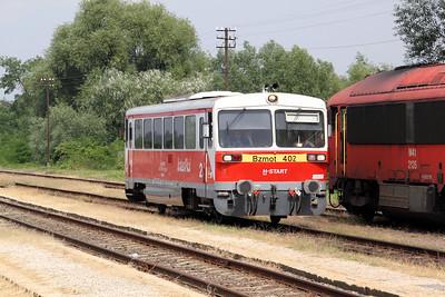 Hungary Class Bzmot / 117