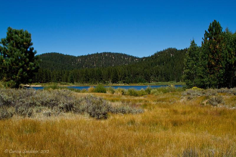 Spooner Lake, 9/2/2012