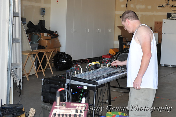 2011 Slightly Committed Block Party Gig