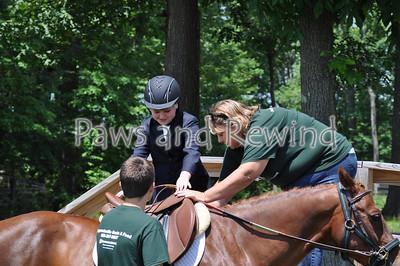 Class 9: Equitation W/T