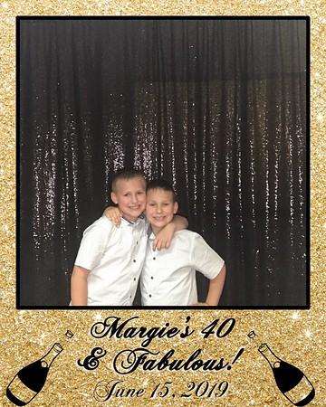 Margie's 40 & Fabulous (06/15/2019)