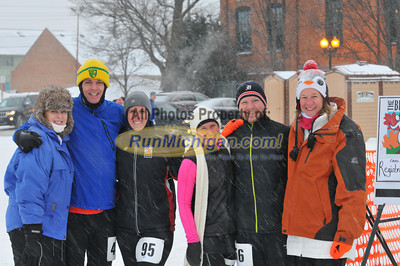 Pre-Race - 2014 Chill at the Mill 5K