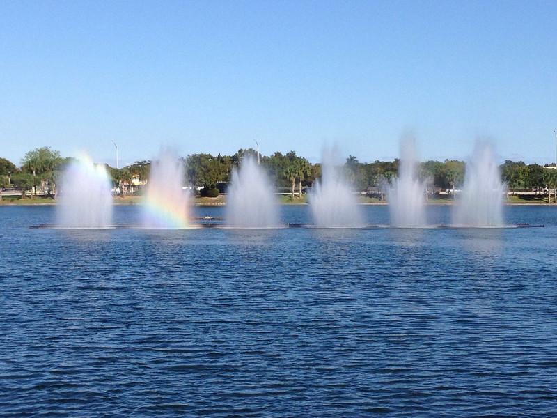 Hard Rock Fountain