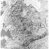 Queens topographical map