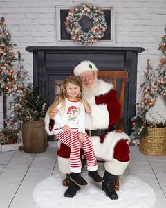 Woody Santa Mini 2019