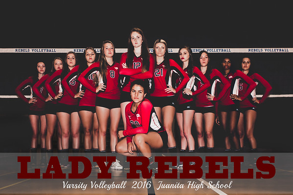 2016 |  JHS Volleyball