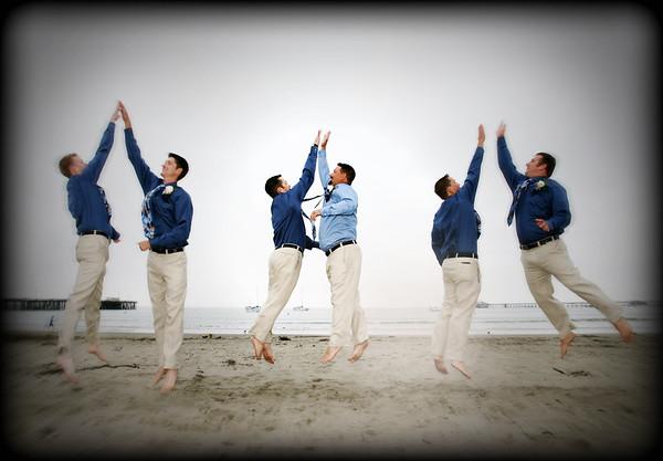 Pre-Ceremony at Lighthouse Inn in Avila Beach, Wedding Photography - California Central Coast