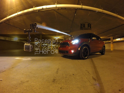 Hero4 and a Paceman