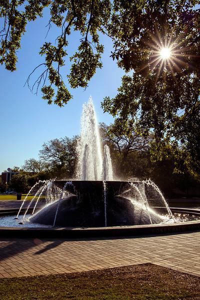 Rosenbalm Fountain
