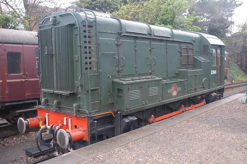 D3940 - Sheringham, North Norfolk Railway - 10 May 2016