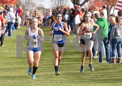 2016 State XC: 1A Boys and Girls