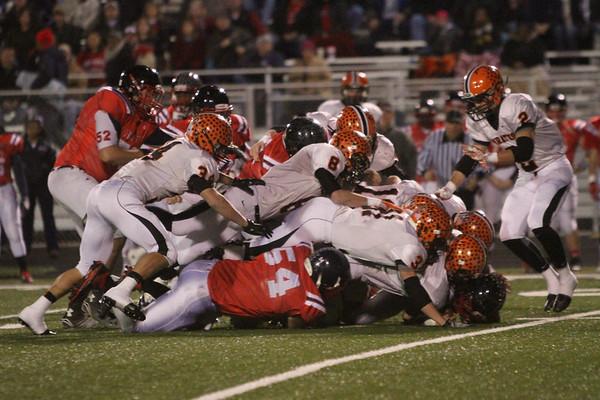 13 Football:  Wheelersburg vs. Hartley at Chillicothe 2014