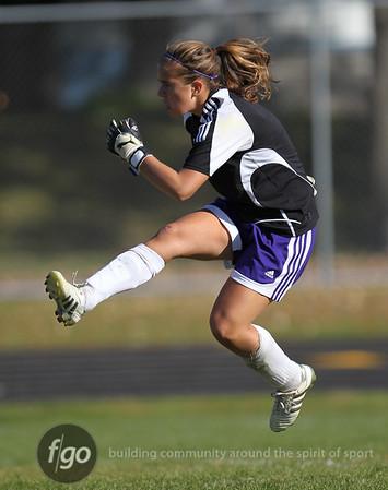 Washburn v Southwest Girls Soccer 10-5-10