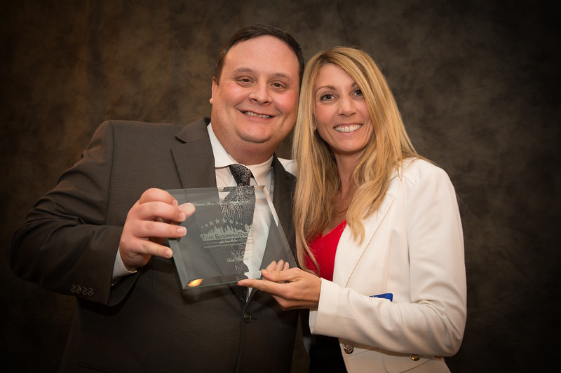 Best Business Award winner: Dr. Jaime Kulaga, Entrepreneur, Certified Life Coach, and Motivational Speaker. Author and owner of Two Maids & A Mop in Tampa, Fl. which is the fastest growing cleaning company in America according to, Inc. 5000.