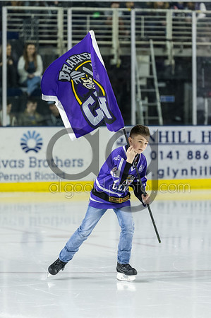Braehead Clan v Belfast Giants 25-01-2014