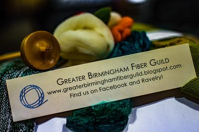 The Greater Birmingham Fiber Guild - Sept. 2018