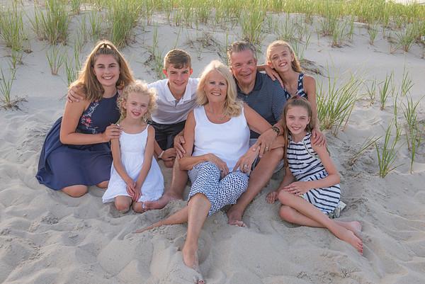 Siller Family Beach Shoot