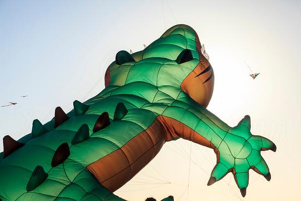 Dubai International Kite Fest 2015