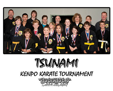 2009 Tsunami Martial Arts Tournament 07-16-09