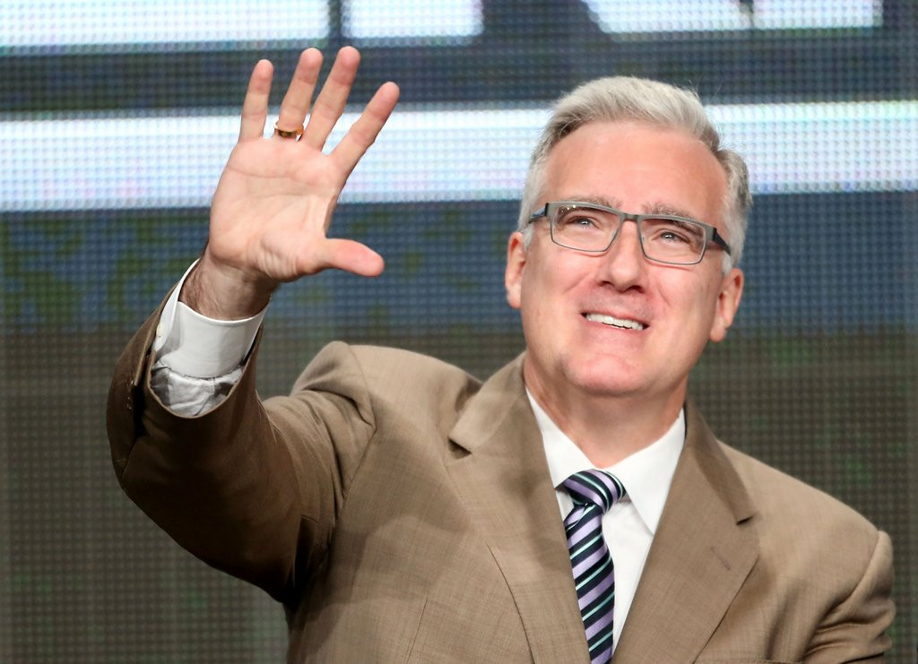 ". <p>3. (tie) KEITH OLBERMANN  <p>Circle of life complete as bridge burner returns to host unwatched show on ESPN2. (unranked) <p><b><a href=\'http://www.nytimes.com/2013/08/26/business/media/olbermann-and-espn-together-again.html?_r=0\' target=""_blank\""> HUH?</a></b> <p>     (Frederick M. Brown/Getty Images)"