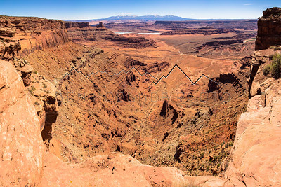Deadhorse Point, Canyonlands National Park, UT